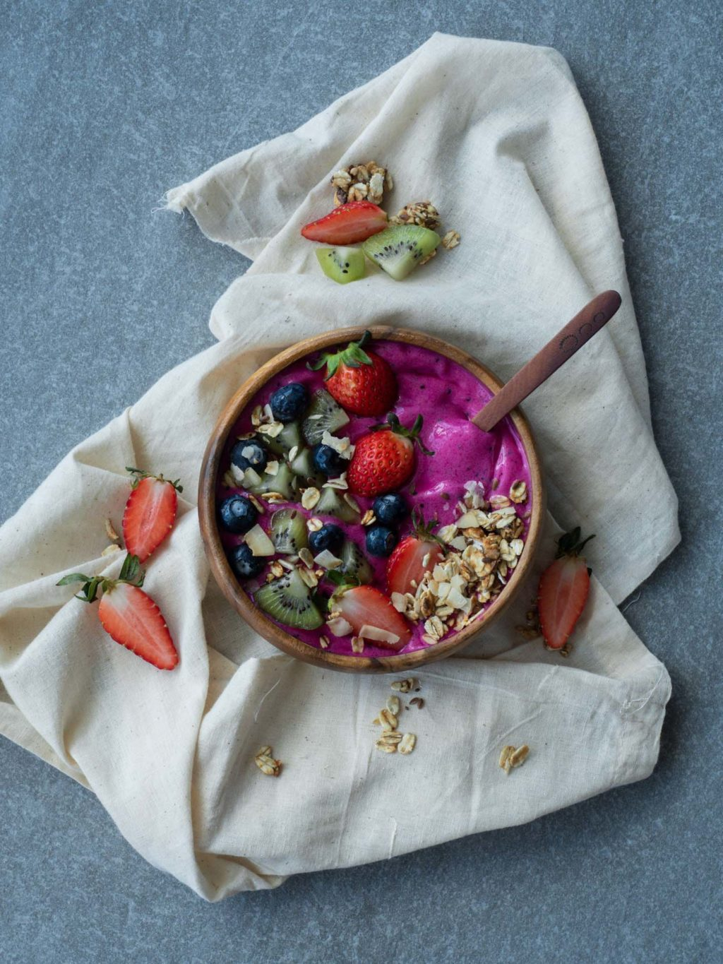 Le guide healthy Lucile Champy